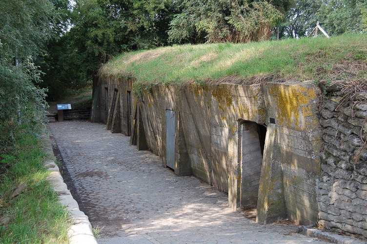Essex farm, Ypres